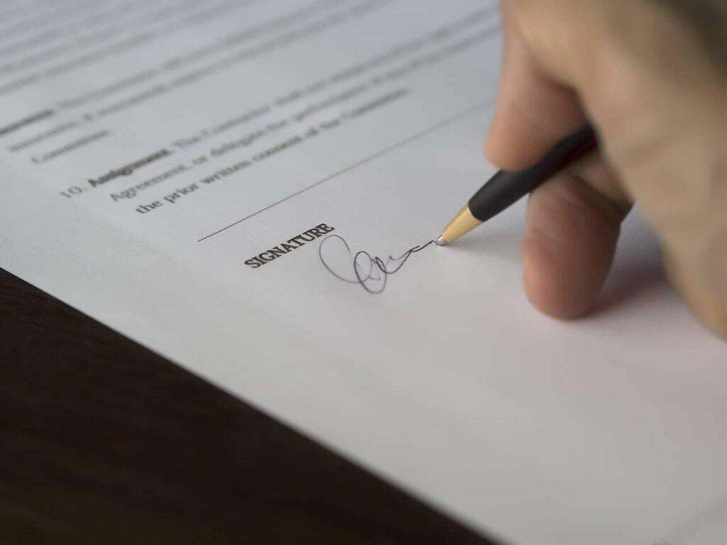 zmiana umowy o prace