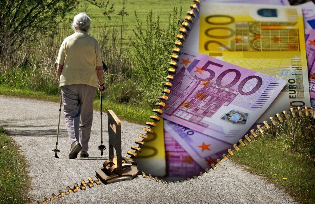 jak spokojnie zyć na emeryturze